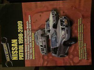 Nissan patrol repair book Ryde Ryde Area Preview