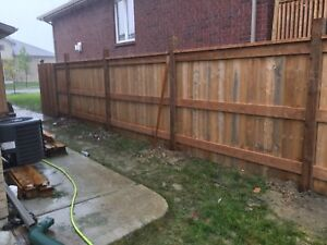Are you looking for a new fence ?