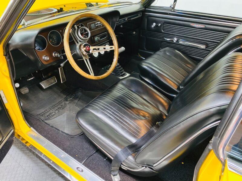 Image 5 Voiture Américaine de collection Pontiac GTO 1967