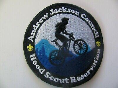 BSA  Boy Scouts  Hood Scout Reservation  Hazlehurt  Mississippi  MS  Patch Rare