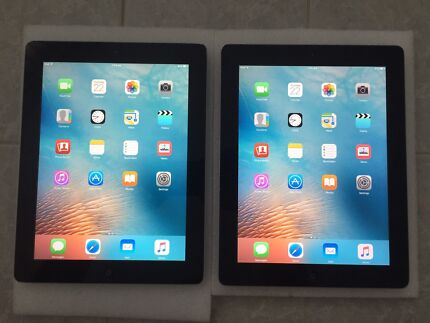 iPad 2 16Gb Wifi only x2 GREAT CONDITION!!!
