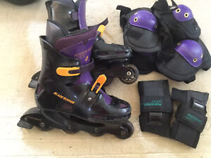 ROLLER BLADE SKATES. SIZE 6 -reduced by $5