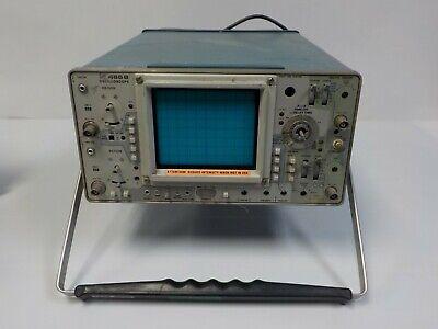Tektronix 465b Analog Oscilloscope 100 Mhz Dual-trace Oscilloscope