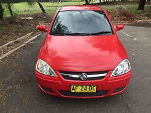 Holden Barina 2005 Brighton-le-sands Rockdale Area Preview