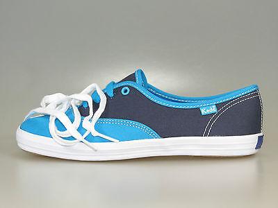 Schuhe Keds Schuh (Keds Schuhe Women´s CHAMPION COLORBLOCK BLUE WF34073 Blau +NEU+ alle Größen)