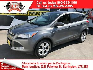 2014 Ford Escape SE Automatic, Heated Seats, Back Up Camera, 4wd