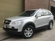2009 Holden Captiva AWD 7 Seater Automatic 109xxxkms $11990 Mawson Lakes Salisbury Area Preview