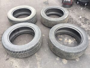 Used tires- 17 inch!!