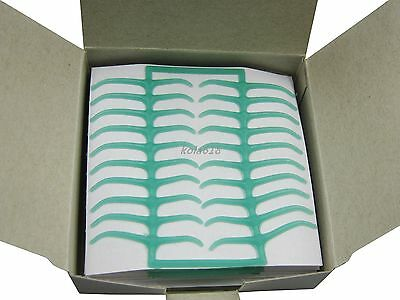 1box Dental Lab Wax Patterns Molar Clasps Xl Partial Denture No.0000978 10pcs Kl