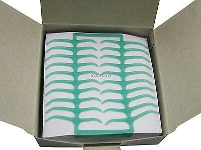 1box Dental Lab Wax Patterns Molar Clasps Xl Partial Denture No.0000968 10pcs Kl