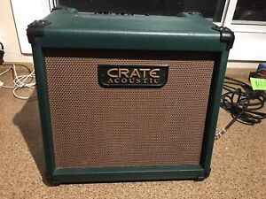 Crate Accoustic amplifier