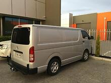 2012 Toyota Hiace Van Adelaide CBD Adelaide City Preview