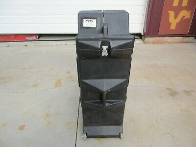 Show N Rise 8 Foot Trade Show Display Background With Hard Case Wheels Nr