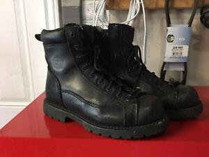 Motorcycle boots (2 pairs)