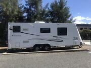 Jayco caravan Queanbeyan Queanbeyan Area Preview