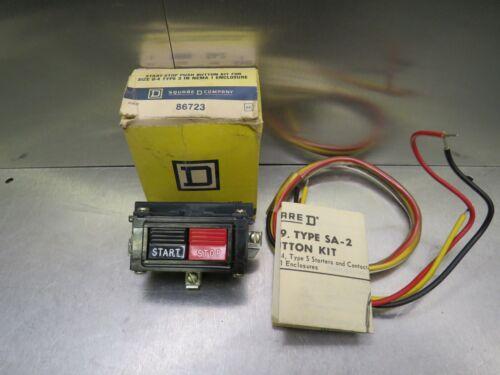 Square D 9999SA-2 Push Button Kit.
