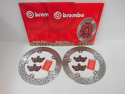 Brembo Bremsscheiben Bremse vorne BMW R 1100 GS, R, R 1150 GS, C + Sinter Beläge