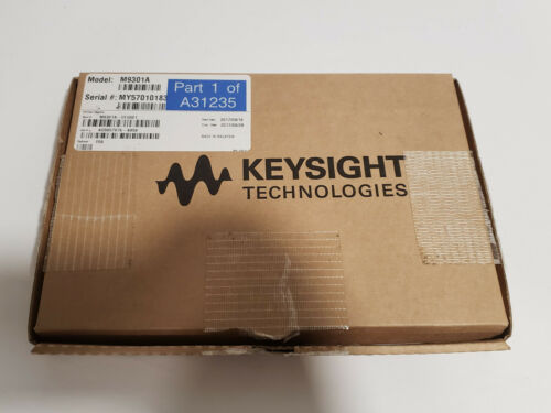 *USA SELLER* Keysight Technologies M9301A PXIe synthesizer