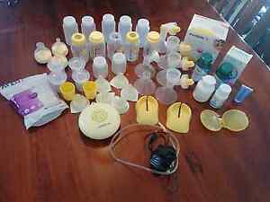 Medela swing pump with loads of extras Caboolture South Caboolture Area Preview