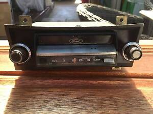 Ford XA and possible XB XC Original radio cassette player Mile End West Torrens Area Preview