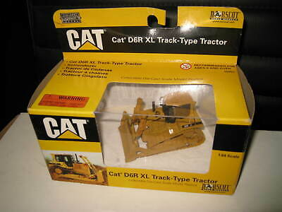 CAT 1/64 CATERPILLAR CAT D6R XL TRACK TYPE TRACTOR OLD SHOP STOCK 55063