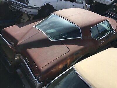 1971 1972 1973 Buick Riviera BACK GLASS REAR WINDSHIELD