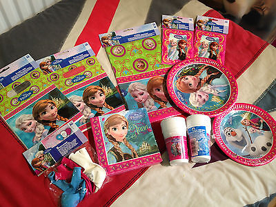 Frozen Party Pack!! for 12 persons