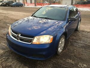 2012 Dodge Avenger, Only 150km, Perfect Condition