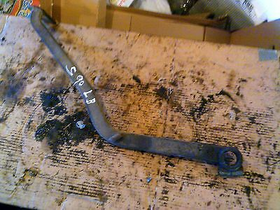 Massey Ferguson Super 90 Diesel Tractor MF left brake pedal