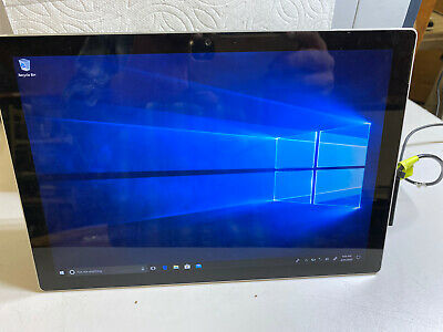 Microsoft Surface Tablet Pro 4 Core i5 6th Gen, 4GB RAM, 128GB SSD, scratches