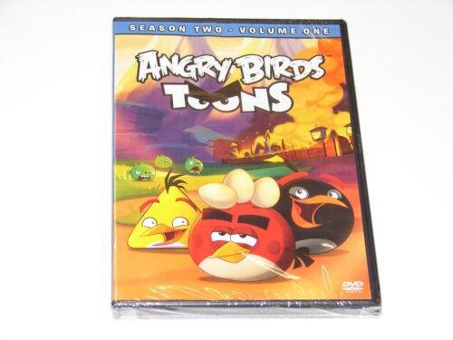 Brand New Angry Birds Toons: Season 2, Vol. 1 (dvd, 2015)