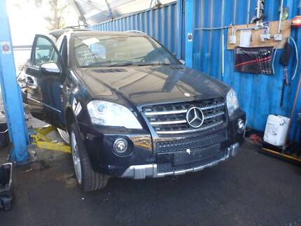 W164 Mercedes ML500 Parts Diff Strut Airbag Hub DVD Seat Engine Revesby Bankstown Area Preview