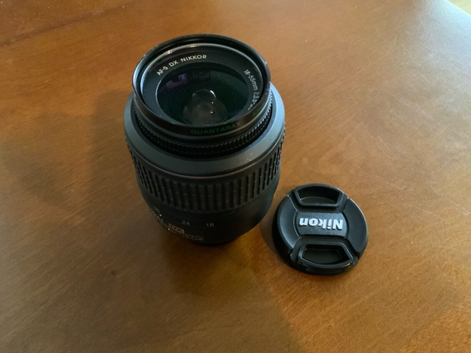 Nikon 18-55mm F/3.5-5.6g VR Af-p DX Nikkor Zoom Lens - $49.00