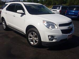 2011 Chevrolet Equinox certified no rust well kept!