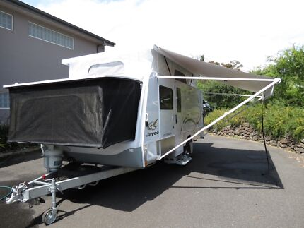 CARAVAN FOR HIRE - 2009 Jayco Expanda 16.49-1 $105 per day Mount Eliza Mornington Peninsula Preview