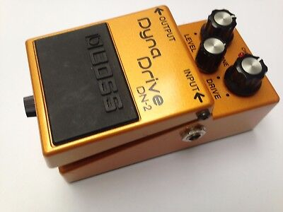 Boss DN-2 Dyna Drive Overdrive Guitar Effects Pedal