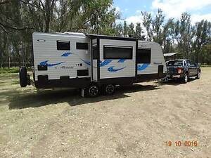 2015 Regent Monarch complete with 2015 Ford Rancher XLT Toowoomba Toowoomba City Preview