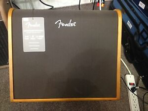 Fender Acoustic200 Amplifier