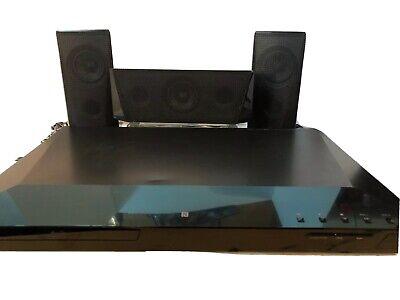 Sony Home Theater System Blu-ray DISC/DVD Bluetooth Wi-Fi Dolby 3speak BDV-E3100