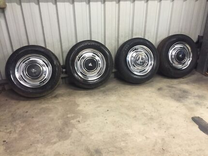 Hq Hj Hz Hx Holden Kingswood car wheels rims Kippa-ring Redcliffe Area Preview