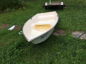 10' Rowing Dinghy