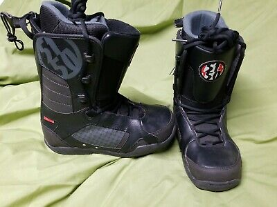5150 Squadron Snowboard Boots USM's 7 black