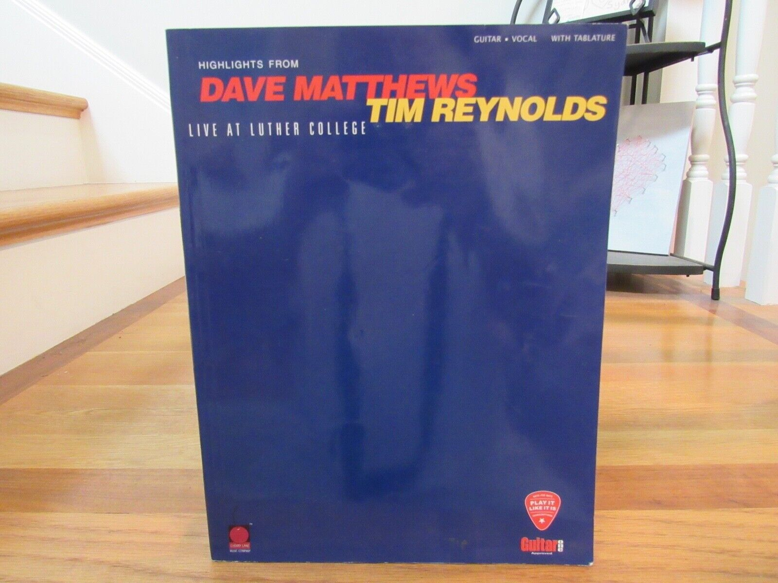 Highlights From Dave Matthews Tim Reynolds Live At Luther College Tab Book - $9.99