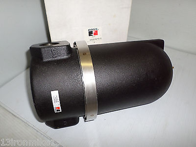 New Ross C5022b7018 Air Line Pneumatic Filter 1-14 Npt  New In Box