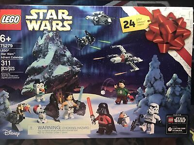 Lego 75279 Star Wars Advent Calendar 2020 Christmas Minifigure Darth Vader Xmas