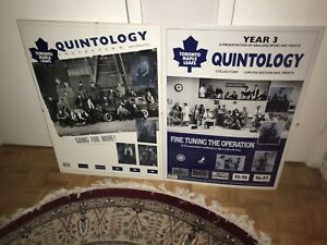 quintoligy limited Toronto Maple  Leafs prints