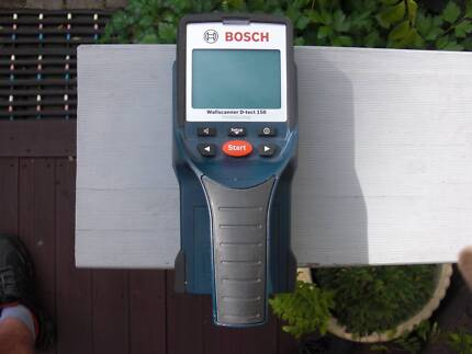 BOSCH D-TECT 150 DETECTOR WALL SCANNER Forster Great Lakes Area Preview