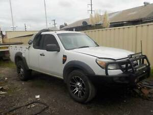 WRECKING 2009 FORD RANGER SPACE CAB 4X4 3.0L DIESEL MANUAL North St Marys Penrith Area Preview