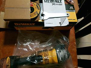 DeWalt Cordless Grinder 18V as  New in Box  DeWalt 18v Cordless G Botany Botany Bay Area Preview