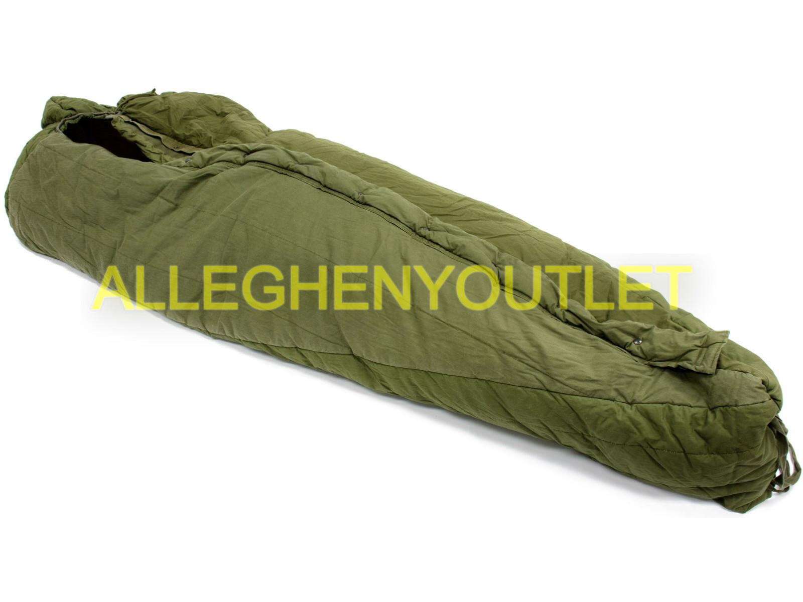 USGI Military +10° Intermediate Cold Weather ICW MUMMY SLEE